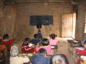 Hani Classroom June 2005